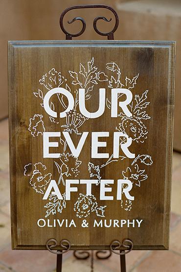 Olivia & Murphy